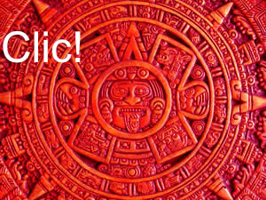 Maurice Hefti - Calendrier aztèque